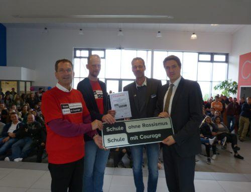 """Reichspräsident-Friedrich-Ebert-Schule in Homberg wird """"SOR-SMC"""""""