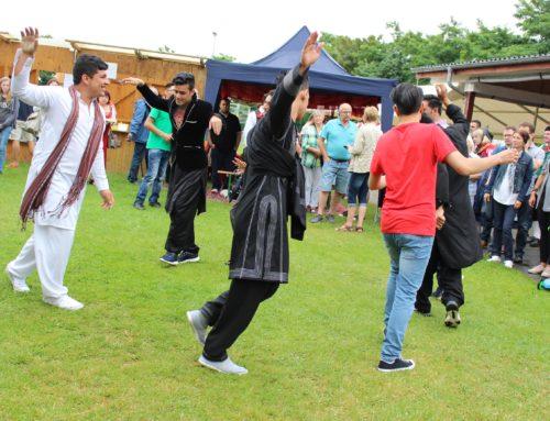 Deutsch Orientalisches Sommerfest – Vielfalt Leben in Edermünde