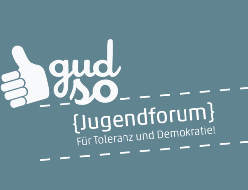 "Jugendforum ""gud so"" bei Facebook"